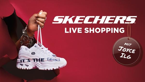 Skechers Live Shopping