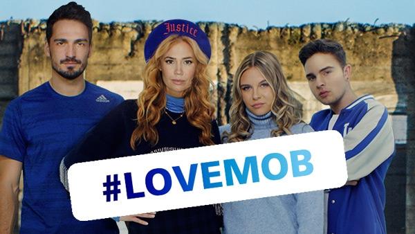 #LOVEMOB