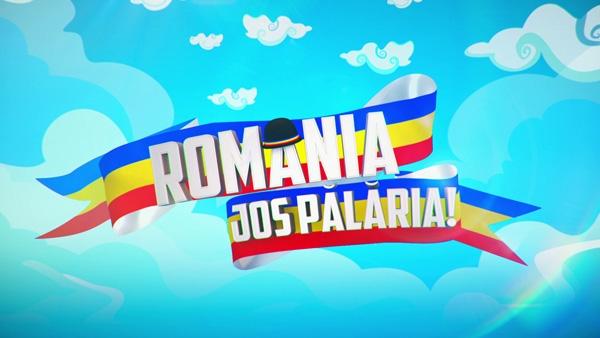 Romania Jos Pălăria!