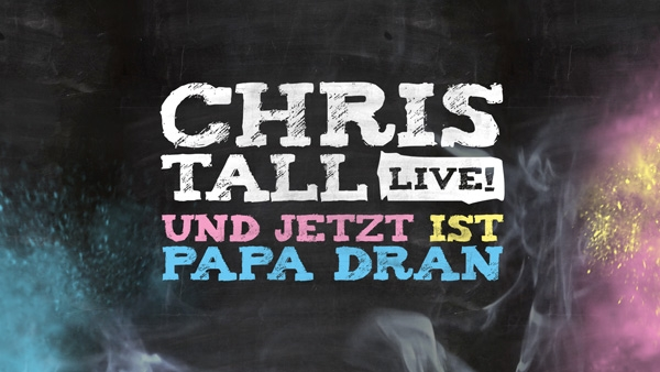 Chris Tall live!