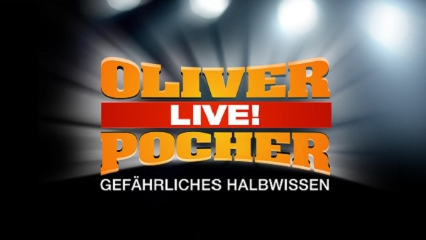 Oliver Pocher live!