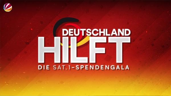 Deutschland hilft. Die Sat.1-Spendengala